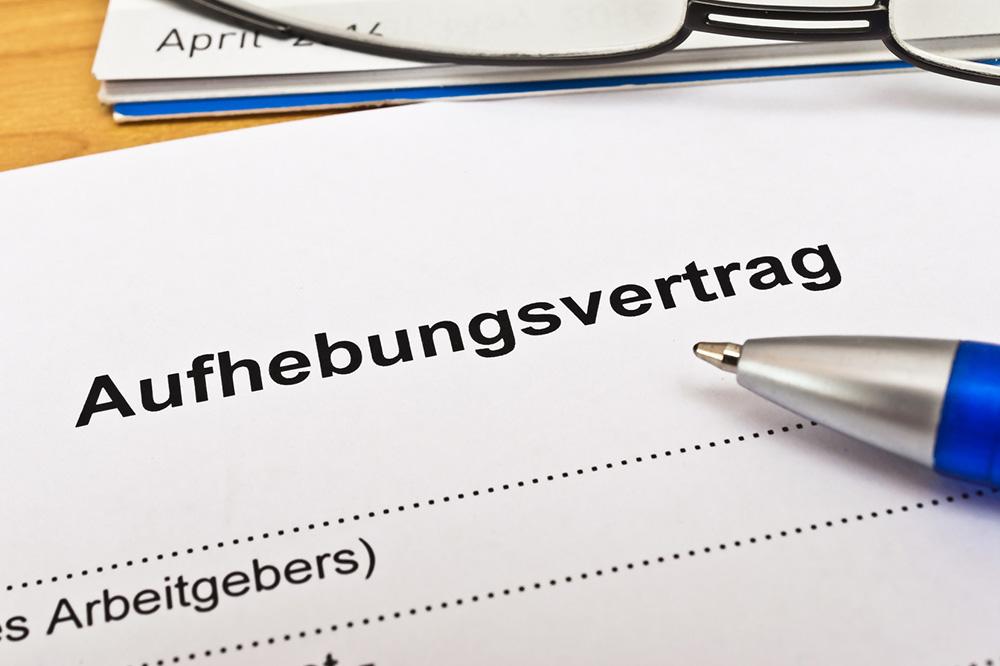 BAG: Aufhebungsvertrag ist keine Begünstigung