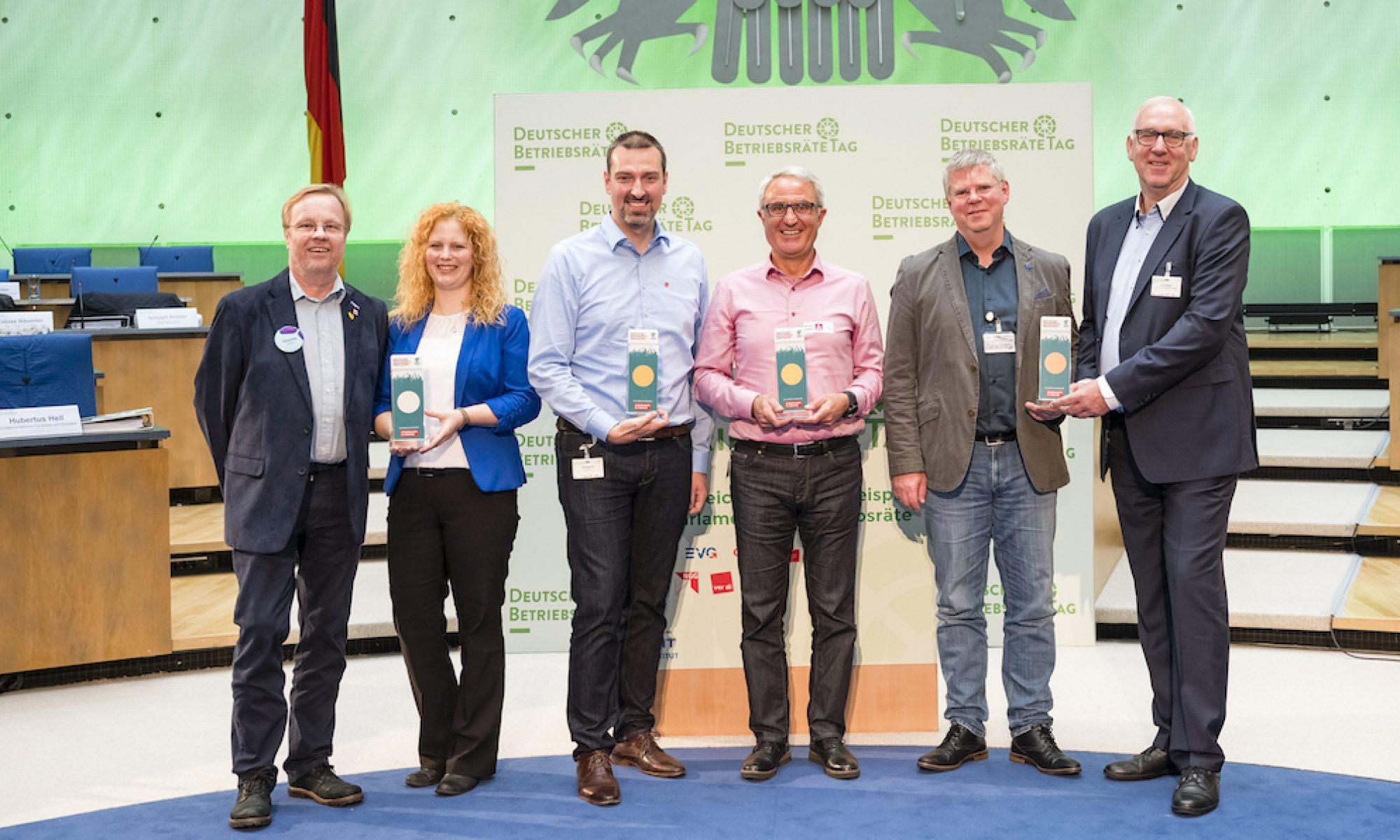 BR-Preis-Hauptpreisträger